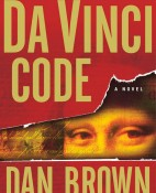 The Da Vinci code - Dan Brown portada