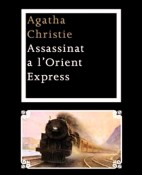 Assassinat a l'Orient Express - Agatha Christie portada
