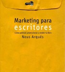 Marketing para escritores - Neus Arqués Salvador portada